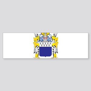 Kolakovic Coat of Arms - Family Cre Bumper Sticker