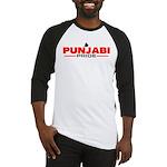 Punjabi Pride Baseball Jersey