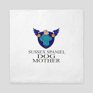Sussex Spaniel Dog Mother Queen Duvet