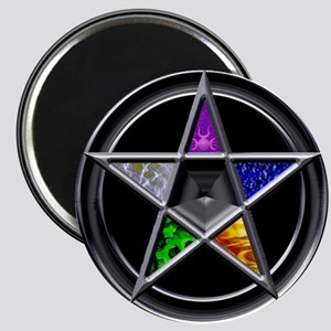 Element Pentacle Magnet