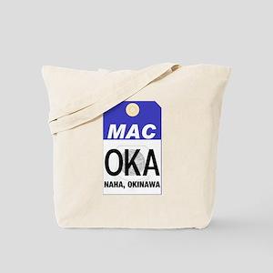 Naha MAC Tag Tote Bag
