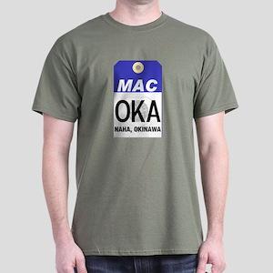Naha MAC Tag Dark T-Shirt
