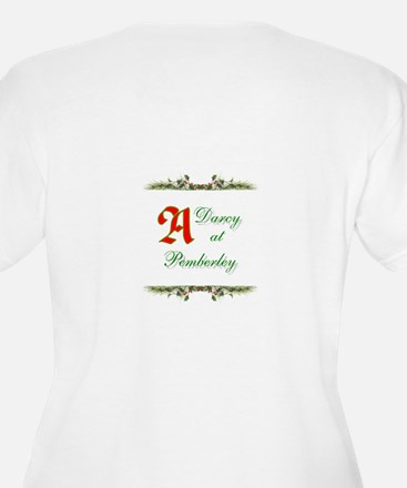 Jane Austen Christmas T-Shirt
