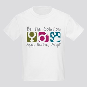 Be the Solution Kids Light T-Shirt