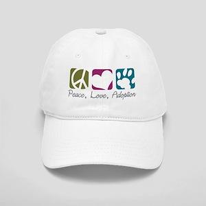 Peace, Love, Adoption Cap