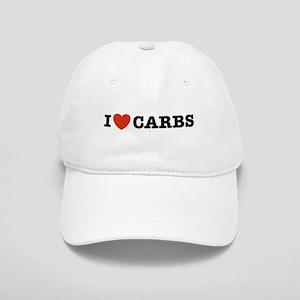 I Love Carbs Cap