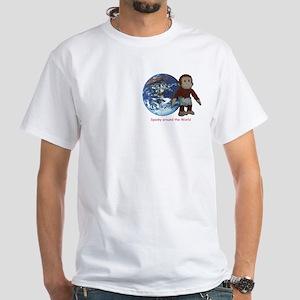 spanky (rtw) White T-Shirt