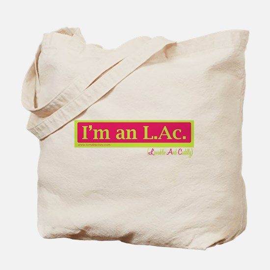 LOVABLE AND CUDDLY Tote Bag