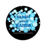 "Hand Hygiene 3.5"" Button (100 pack)"
