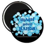 "Hand Hygiene 2.25"" Magnet (100 pack)"