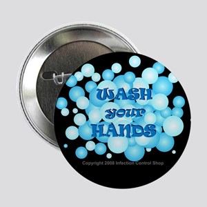 "Hand Hygiene 2.25"" Button"
