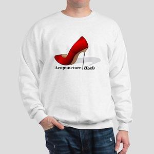 Acupuncture Heals Sweatshirt