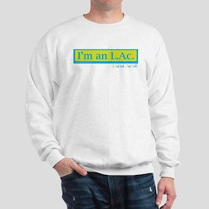 LAID BACK AND COOL Sweatshirt