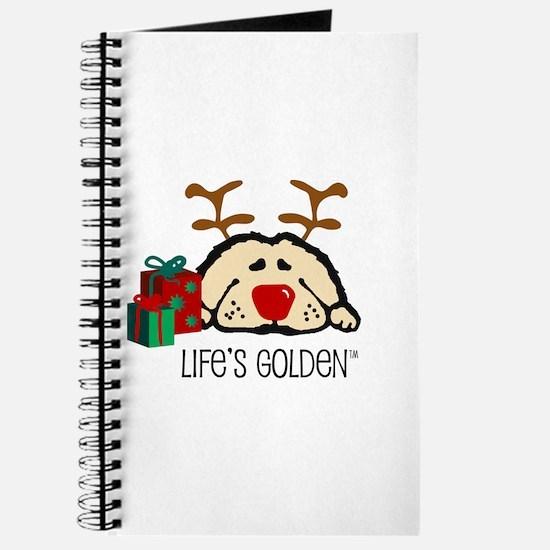 Life's Golden Rudolph Journal