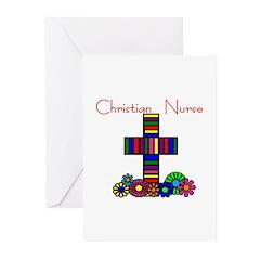 Christian Nurse Greeting Cards (Pk of 20)
