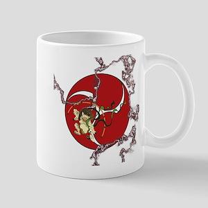 Taiko - God of Thunder - Red Mug