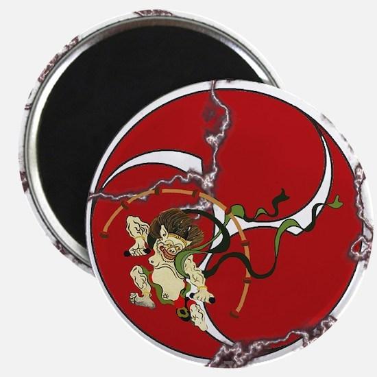 Taiko - God of Thunder - Red Magnet