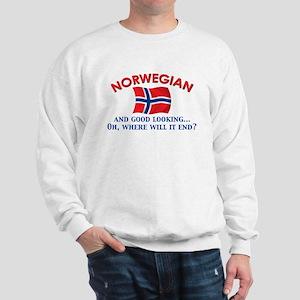 Good Lkg Norwegian 2 Sweatshirt