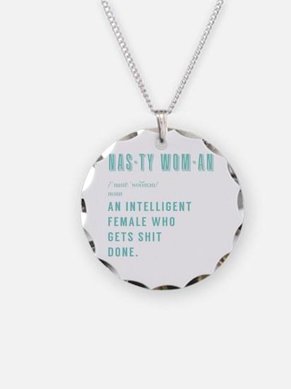 Feminist quotes Necklace