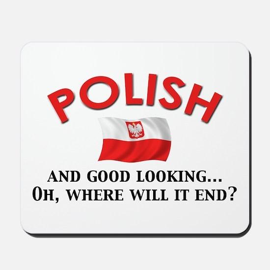 Good Lkg Polish 2 Mousepad