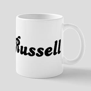 Mrs. Russell Mug