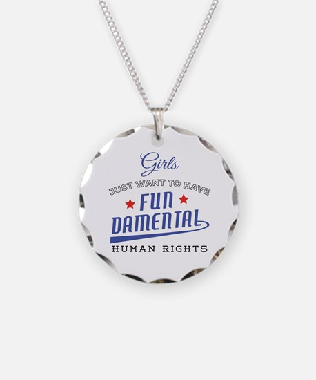 Cool Feminist quotes Necklace
