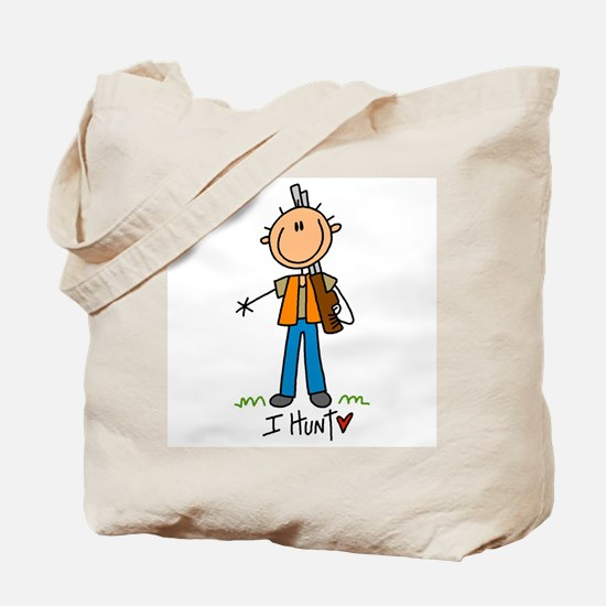 I Hunt Tote Bag