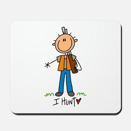 I Hunt Mousepad