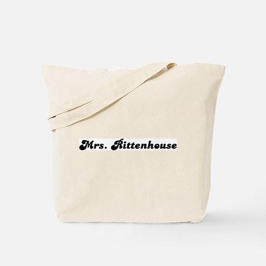Mrs. Rittenhouse Tote Bag