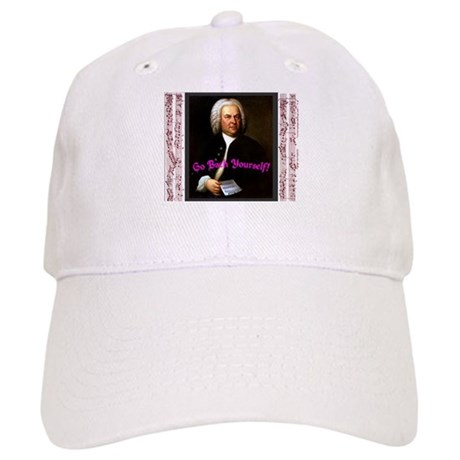 Go Bach Yourself! Cap