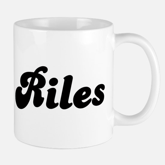 Mrs. Riles Mug