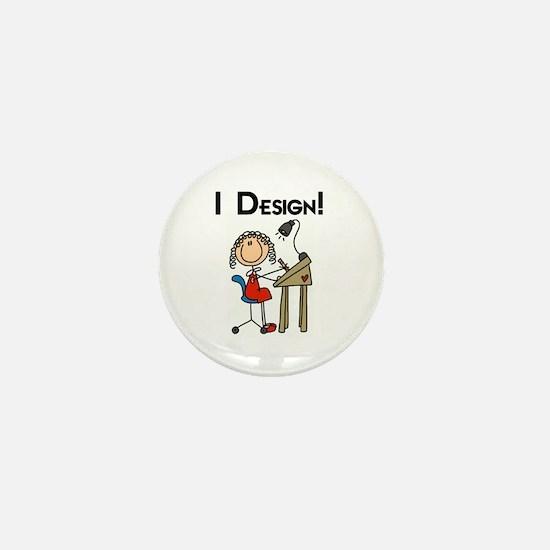 I Design Mini Button