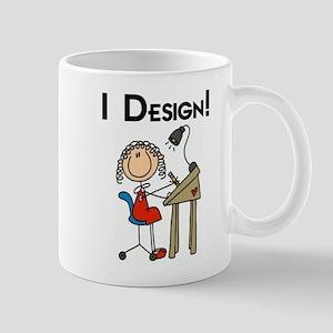 I Design Mug