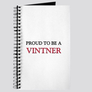 Proud to be a Vintner Journal
