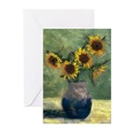 Sunflower Note Cards (Pk of 10)