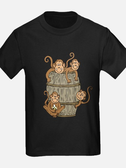 Barrel Monkey T