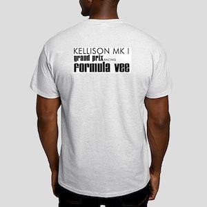 Kellison Ash Grey T-Shirt