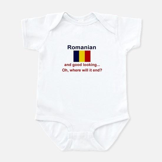 Good Looking Romanian Infant Bodysuit