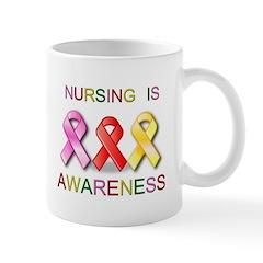 Nursing Awareness Mug