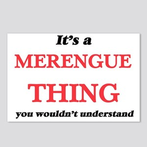 It's a Merengue thing Postcards (Package of 8)