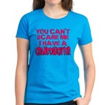 Scare Me - Granddaughter Women's Dark T-Shirt