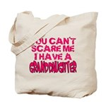 Scare Me - Granddaughter Tote Bag