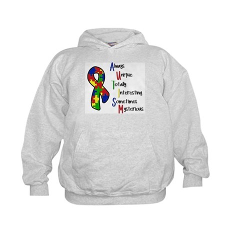 Autism Awareness Kids Hoodie