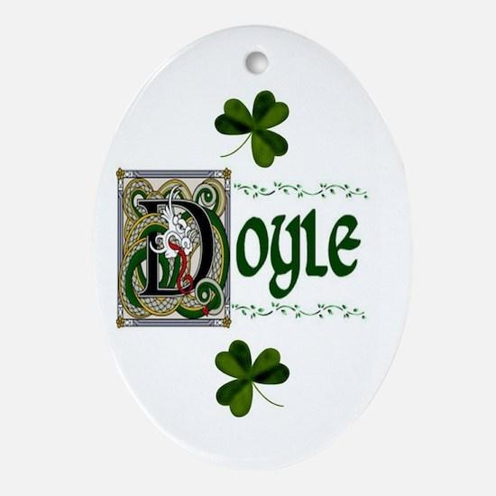 Doyle Celtic Dragon Keepsake Ornament