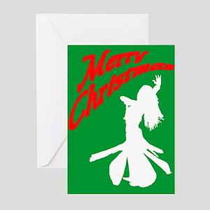 Merry Christmas/ Blank (Pk of 10)