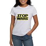 Stop Wars : Women's Classic T-Shirt