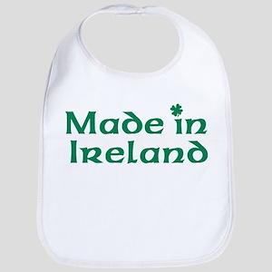 Made in Ireland Bib