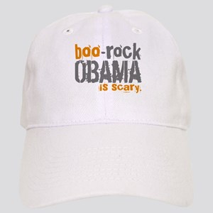 Boo-Rock Obama is Scary Cap