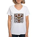 Mami Chula Women's V-Neck T-Shirt