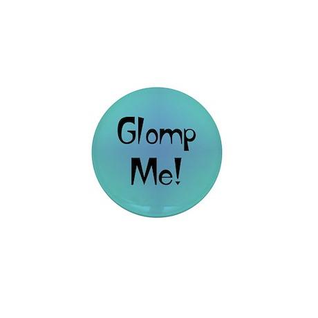 Glomp Me Mini Button (10 pack)